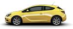 Крутилка для Opel Astra