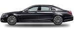 Крутилка для Mercedes S Klasse