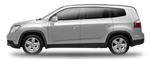 Крутилка для Chevrolet Orlando