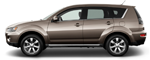 Крутилка для Mitsubishi Outlander