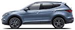 Крутилка для Hyundai Santa Fe