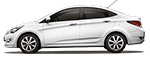 Крутилка для Hyundai Solaris II с 2017