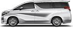 Крутилка для Toyota Alphard