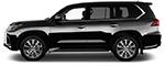 Крутилка для Lexus LX
